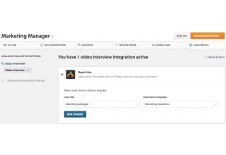 Spark Hire and Workable Integration